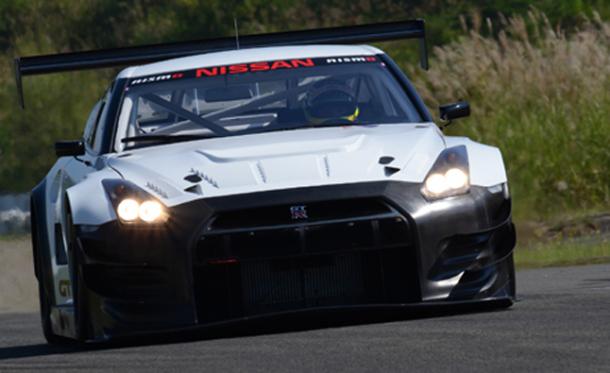 Διαθέσιμο το αναβαθμισμένο Nissan GT-R Nismo GT3 2013