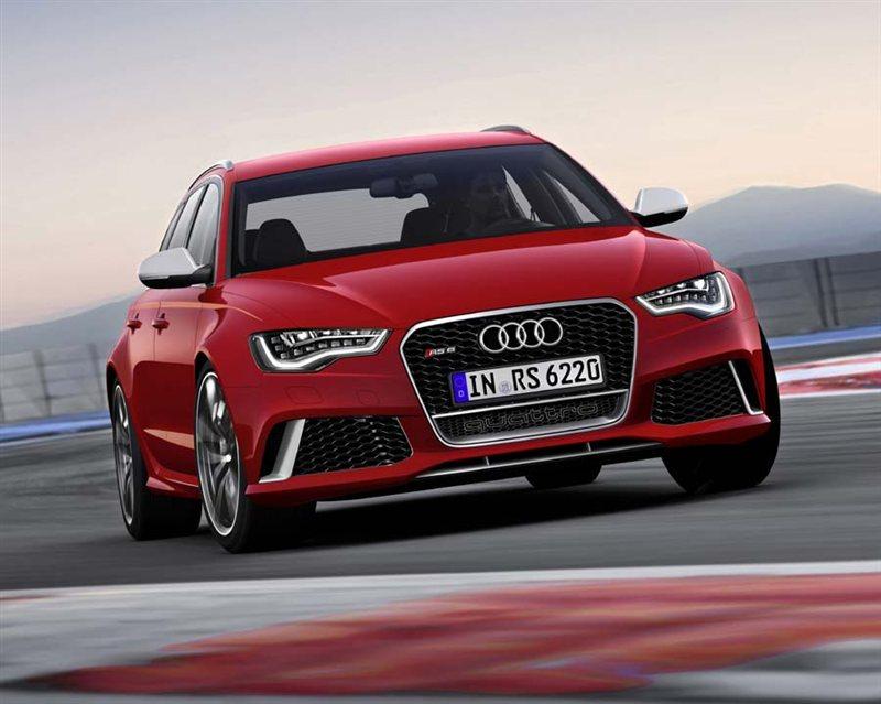 Audi RS6 Avant 2013: Η δυναμική πλευρά της πρακτικότητας