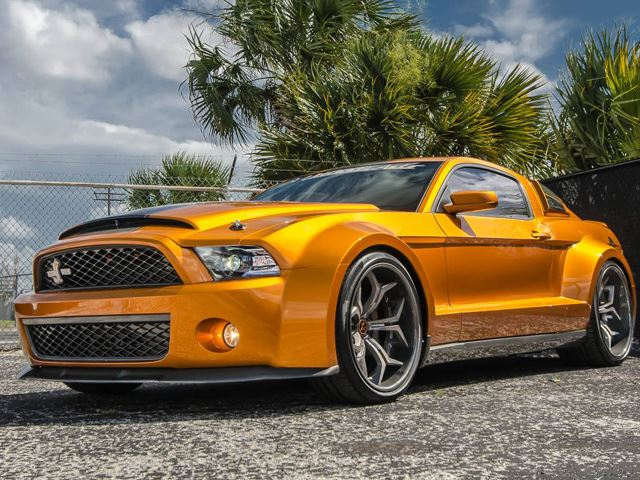 Shelby GT500 Super Snake by Ultimate Auto