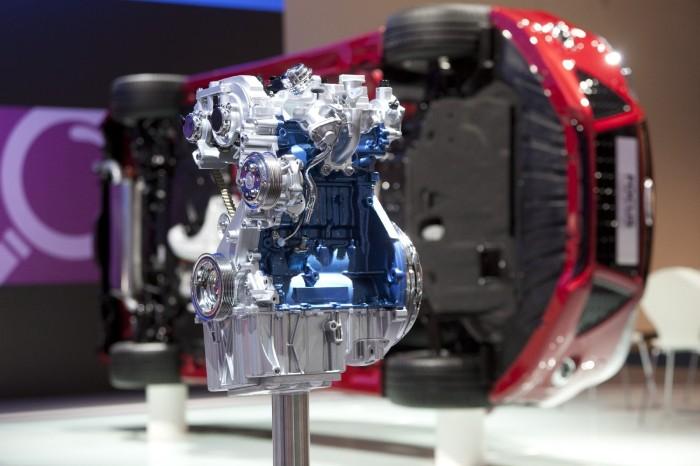 Κινητήρας της χρονιάς ο 1.000αρης EcoΒoost της Ford για τρίτη χρονιά