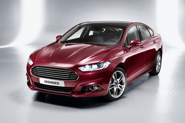 Το Ford Mondeo καταφτάνει στην Ευρώπη