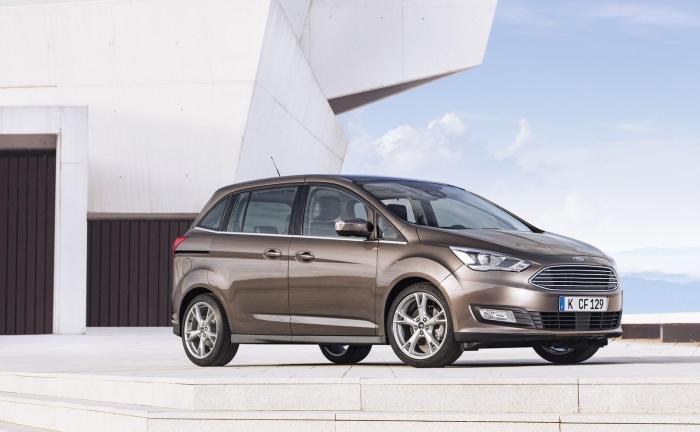 Επίσημο: Ford C-Max 2015 & Grand C-Max 2015