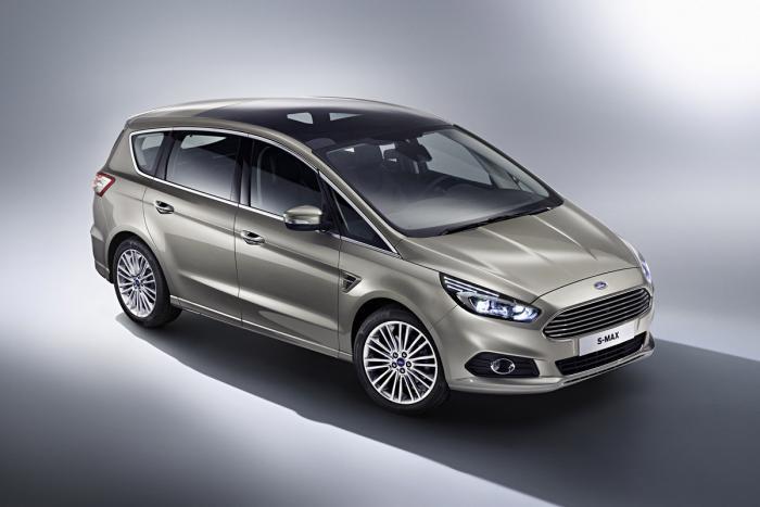 Επίσημο: Ford S-MAX 2015
