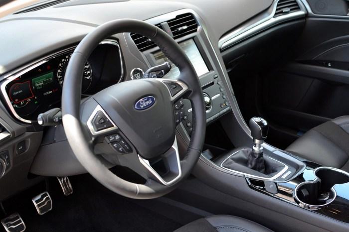 Παρουσιάστηκε το νέο Ford Mondeo, από €23.635 με απόσυρση με τον 1.6 TDCi