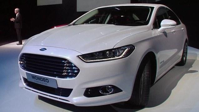 Στη ΔΕΘ η πρώτη πανελλήνια παρουσίαση του Ford Mondeo