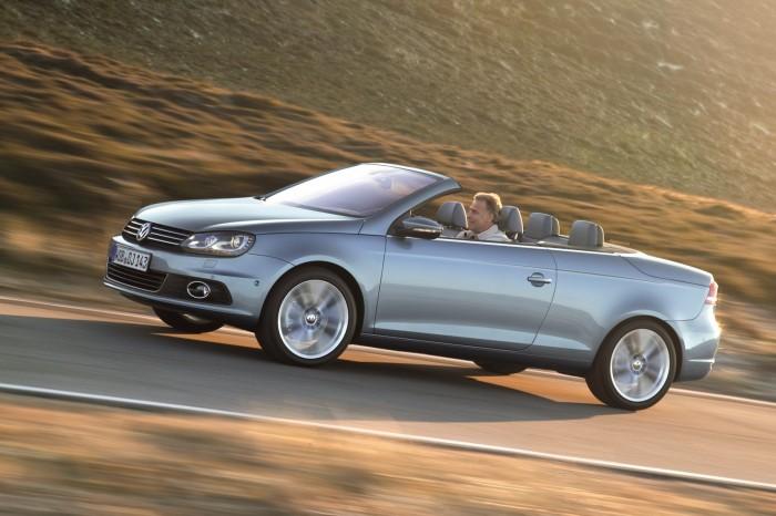 Σταματάει η παραγωγή του VW Eos το Μάιο, η VW πήρε έγκριση για κατασκευή εργοστασίου στη Ταϊλάνδη