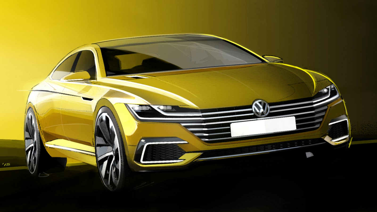 Η Volkswagen θα φέρει στη Γενεύη ένα CC Concept