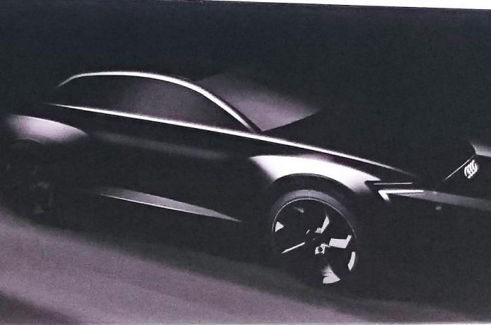 Δεν θα είναι τελικά πλήρως ηλεκτρικό το Audi Q6