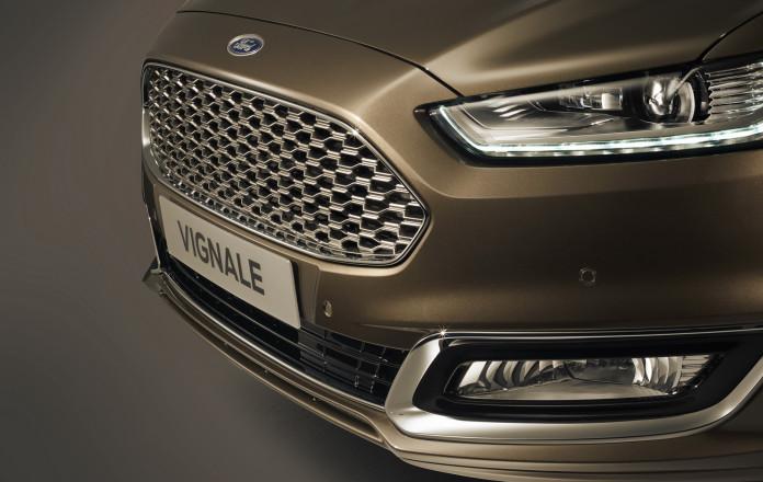 Vignale αυτοκίνητα από την Ford στη Γενεύη