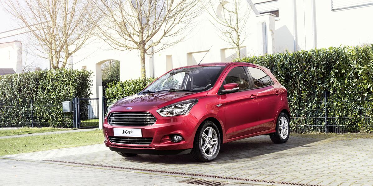 Video: Ford Ka+, η νέα άφιξη στα προσιτά μικρά
