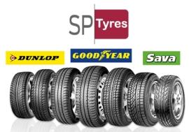 SP Tyres - Παζαρόπουλος