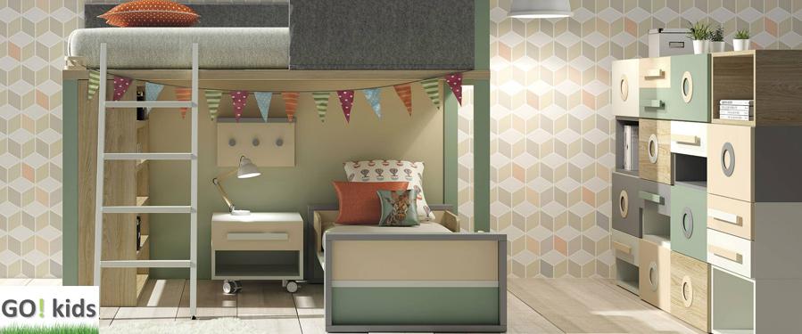 GO! Kids - Παιδικά έπιπλα, Παιδικό δωμάτιο, Βρεφικό, Φοιτητικό, Παιδικα Κρεβάτια, Βιβλιοθήκες, Παιδικές καρέκλες, προσφορά, χαμηλες τιμές, Συρταροθήκες, Κούνιες, Ντουλάπες, Νεανικό επιπλο, Βρεφικό δωμάτιο